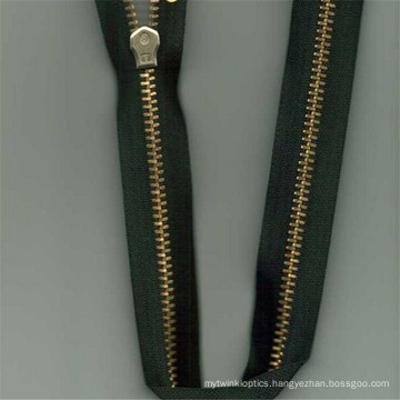 3# 4# 5# 7# 8# Long Chain Metal Brass Zippers Slider